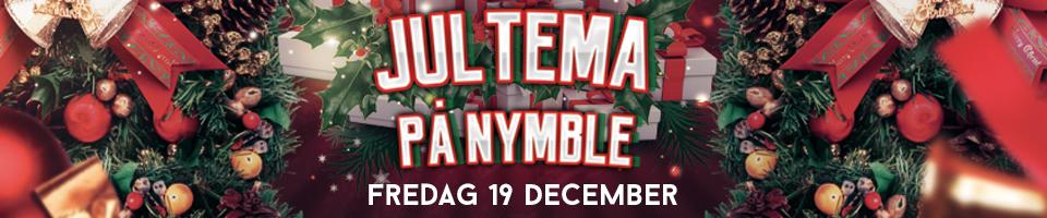 JulKlubb på Nymble